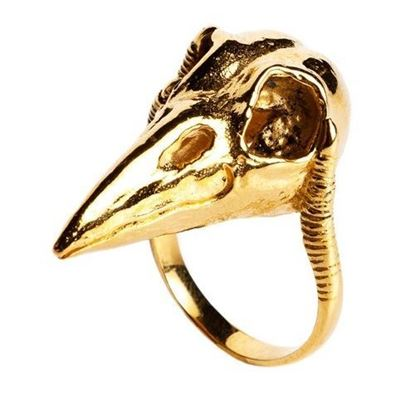 Picture of Harbinger of Death (18ct Gold)